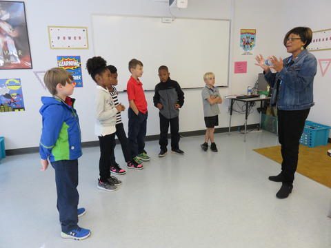 Social Emotional Learning at Chesapeake Bay Academy