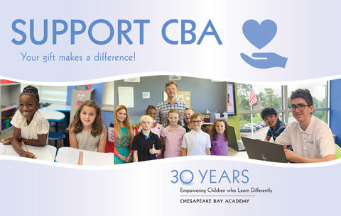 Annual Giving at Chesapeake Bay Academy
