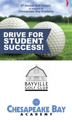 8th Annual Chesapeake Bay Academy Golf Classic