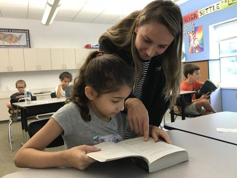 Intensive Reading Summer Program at Chesapeake Bay Academy