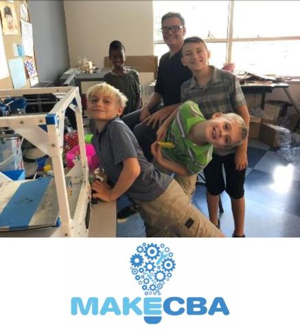 MAKE CBA Makerspace program includes lower school