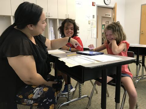Summer Learning at Chesapeake Bay Academy