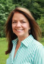 Margaret Meyers, certified instructor with Mindful Schools, middle school director at Chesapeake Bay Academy